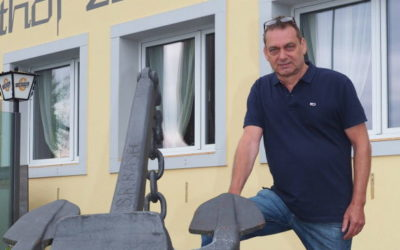 Aargauer Wirt muss doppeltes Pech verkraften: Kaum war die Baustelle vor seinem Lokal weg, kam Corona